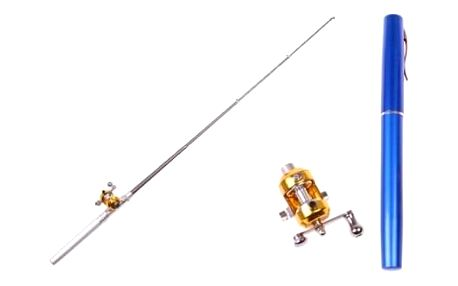 Rybářský mini prut