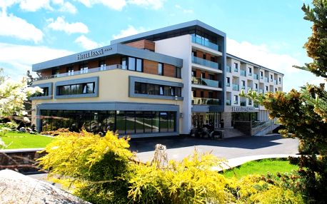 Spa wellness pobyt v hotelu se skvělými hodnoceními