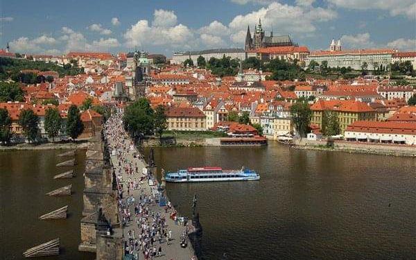 METROPOLITAN OLD TOWN - Praha 1 - Staré Město, Praha a Střední Čechy, vlastní doprava, snídaně v ceně4
