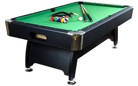 Tuin 7309 Kulečníkový stůl pool billiard kulečník 7 ft - s vybavením