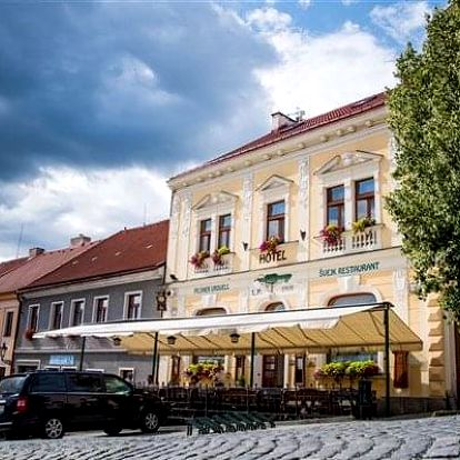 Plzeňsko na 3-8 dnů, polopenze