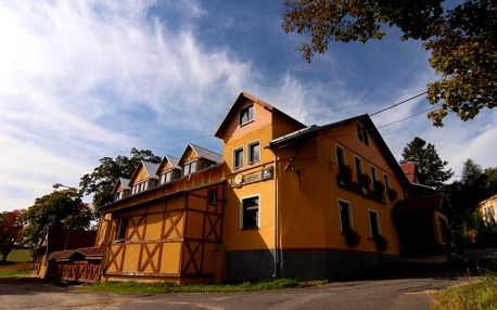 Krušné hory: Hotel Švejk