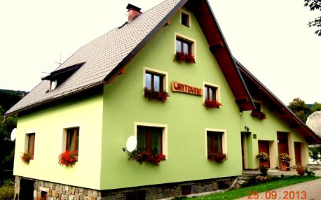 Apartmány U Žaloudků poblíž Stezky v oblacích Dolní Morava
