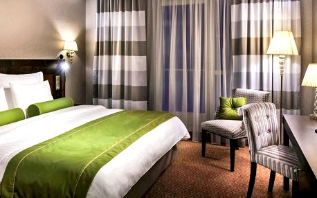 Pobyt v luxusním hotelu se snídaní u Z. Pohlreicha