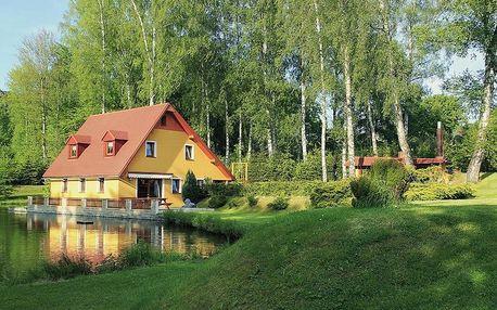 Ústecký kraj: Chalupa U rybníčku