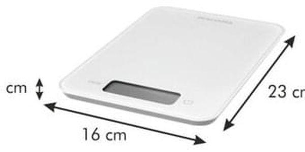 Tescoma Digitální kuchyňská váha ACCURA 5 kg3