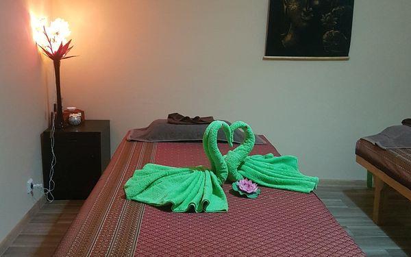 60min. thajská masáž dle výběru2