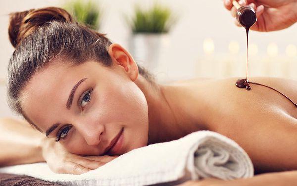 Relaxační masáž s vůní vanilky a čokolády2