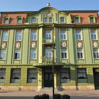 Český ráj: Grand Hotel Praha
