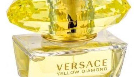 Versace Yellow Diamond 50 ml toaletní voda pro ženy