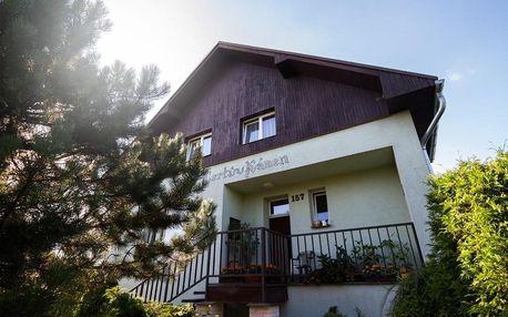 Kraj Vysočina: Penzion Čertův Kámen