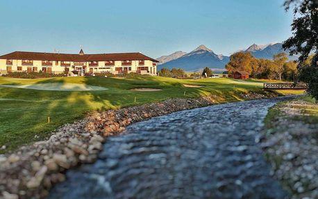 Kouzelná dovolená s výhledem na Tatry z hotelu International ****