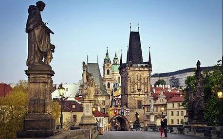 Pobyt pro 2 osoby v Praze v zrekonstruovaném 4 * hotelu White Lion v centru. Celoročně.