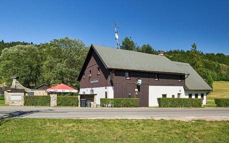 Adršpašsko-teplické skály: Penzion Pod Lesem