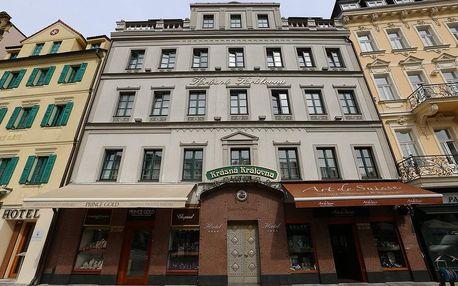 Karlovy Vary na 3-6 dnů, snídaně v ceně