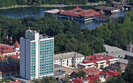 Maďarsko - Hevíz na 4-9 dnů, polopenze