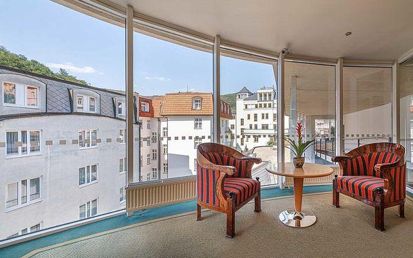 Dvorak Spa & Wellness Hotel, Západní Čechy, vlastní doprava, snídaně v ceně2