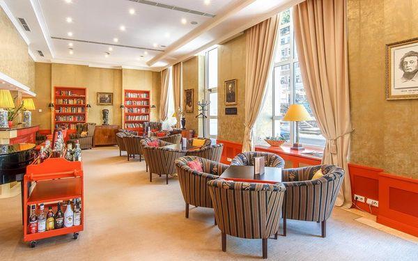 Dvorak Spa & Wellness Hotel, Západní Čechy, vlastní doprava, snídaně v ceně4