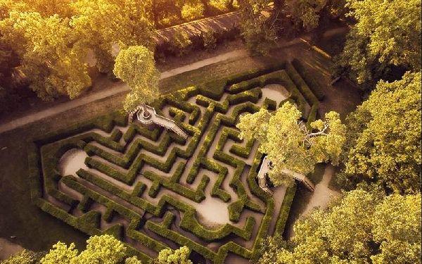 Knížecí neděle s ochutnávkou vína a vstupem do labyrintária   2 osoby   2 dny (1 noc)   Období Út 2. 6. – So 31. 10. 20204