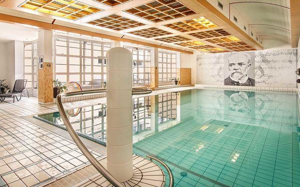 Dvorak Spa & Wellness Hotel, Západní Čechy, vlastní doprava, snídaně v ceně5