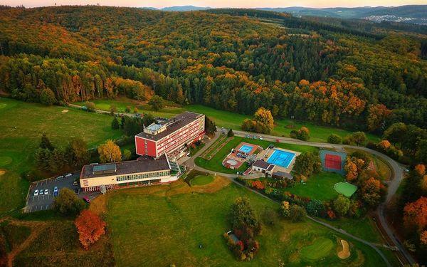 Hotel Lázně Kostelec, Střední Morava, vlastní doprava, polopenze3
