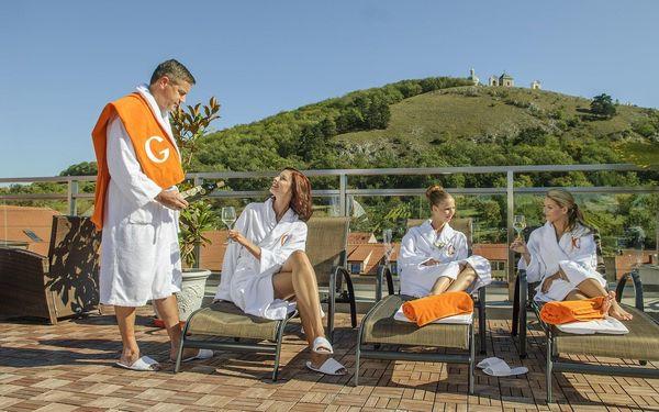 Hotel Galant, Pálava a Slovácko, vlastní doprava, snídaně v ceně2