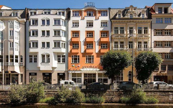 Karlovy Vary na 6-8 dnů, snídaně v ceně