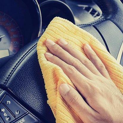 Čištění interiéru auta: parní metoda i tepování