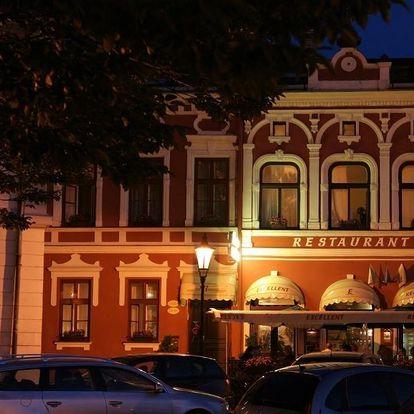 Střední Morava: Hotel Excellent - Kroměříž
