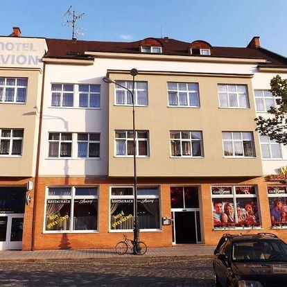Prostějov, Olomoucký kraj: Hotel Avion