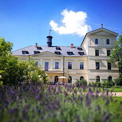 Česká republika, Střední Čechy, vlastní dopravou na 2 dny snídaně