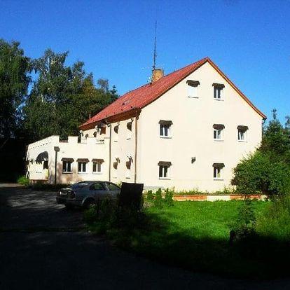 Česká republika, Lipno, vlastní dopravou na 8 dní polopenze