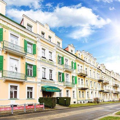 Františkovy Lázně, Karlovarský kraj: Hotel Melodie