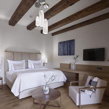 Luxusní hotel ve Velkých Pavlovicích s barokním sklípkem a zážitkovou kuchyní
