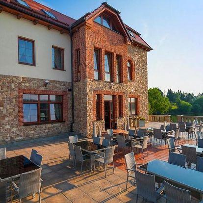 Prostějov, Olomoucký kraj: Hotel Plumlov