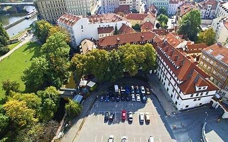Praha na 3-31 dnů, snídaně v ceně