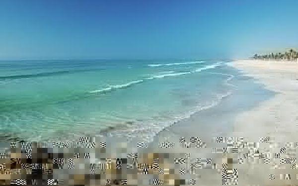 Beach Resort Salalah, Omán, letecky, polopenze2