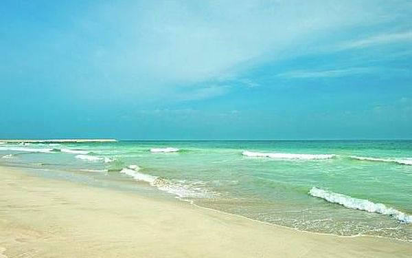 Beach Resort Salalah, Omán, letecky, polopenze3