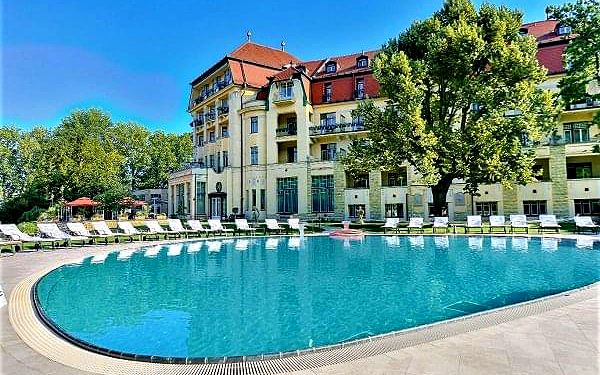 Střední Evropa, Thermia Palace Ensana Health Spa Hotel - pobytový zájezd, Střední Evropa