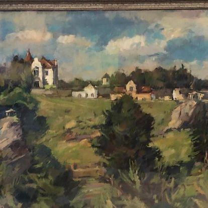 Lázně Bechyně, Jihočeský kraj: Villa Liduška s restaurací