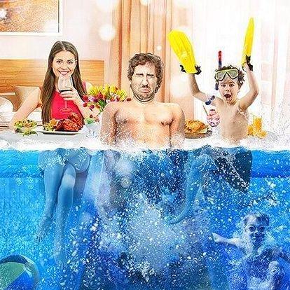 Vodní nádrž Nové Mlýny: Hotel Aqualand Inn