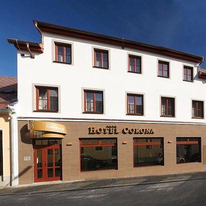 Jižní Čechy: Hotel Corona