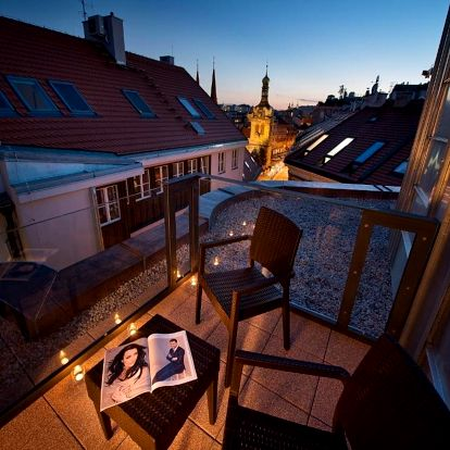 Praha: EA Hotel Embassy Prague