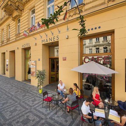 Praha na 2-10 dnů, snídaně v ceně