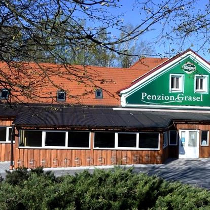 Jižní Morava: Penzion Grasel