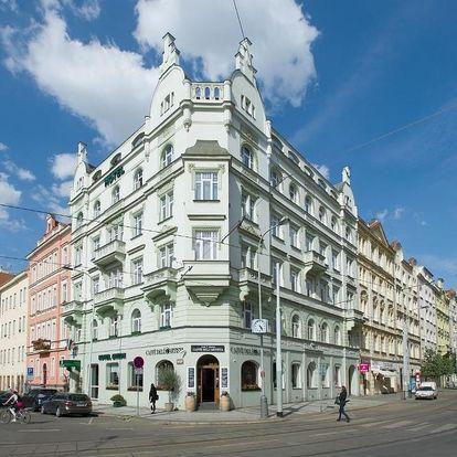 České středohoří: Hotel Union