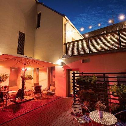 Jižní Morava: Hotel Besední dům