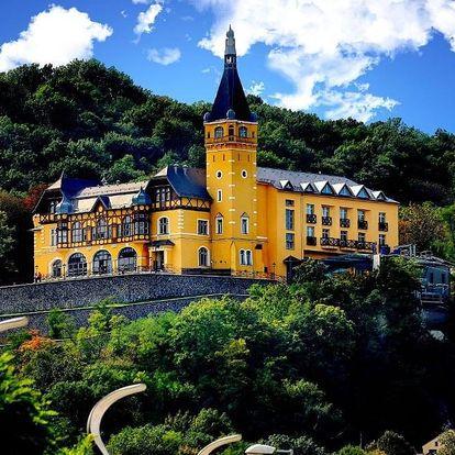 Ústí nad Labem, Ústecký kraj: Hotel Větruše