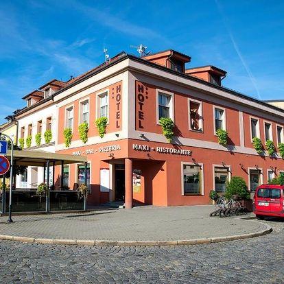 Uherské Hradiště, Zlínský kraj: Hotel Maxi