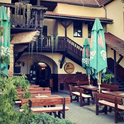 Chomutov, Ústecký kraj: Hotel U Dvou medvídků